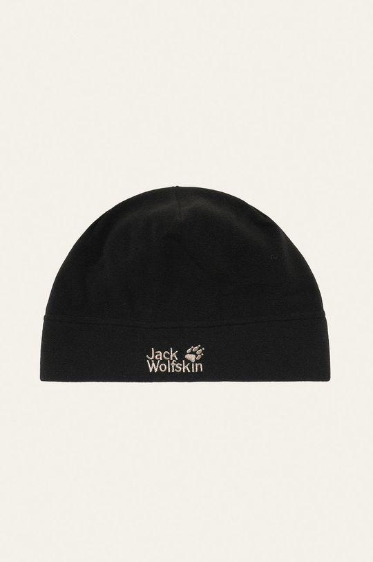 čierna Jack Wolfskin - Čiapka Dámsky