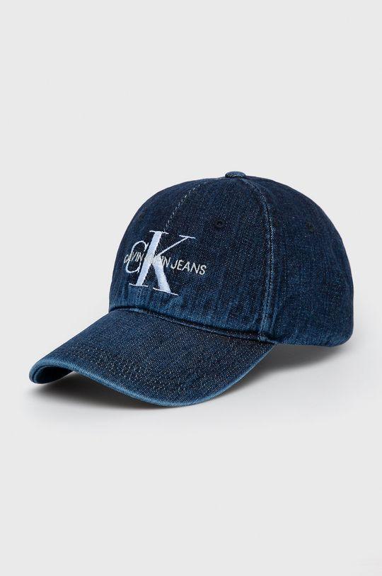 námořnická modř Calvin Klein Jeans - Čepice Dámský
