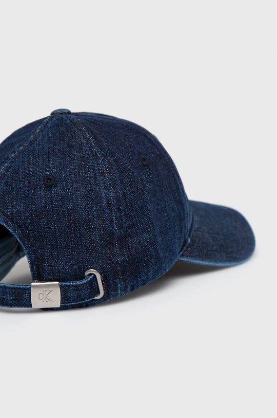 Calvin Klein Jeans - Čepice námořnická modř