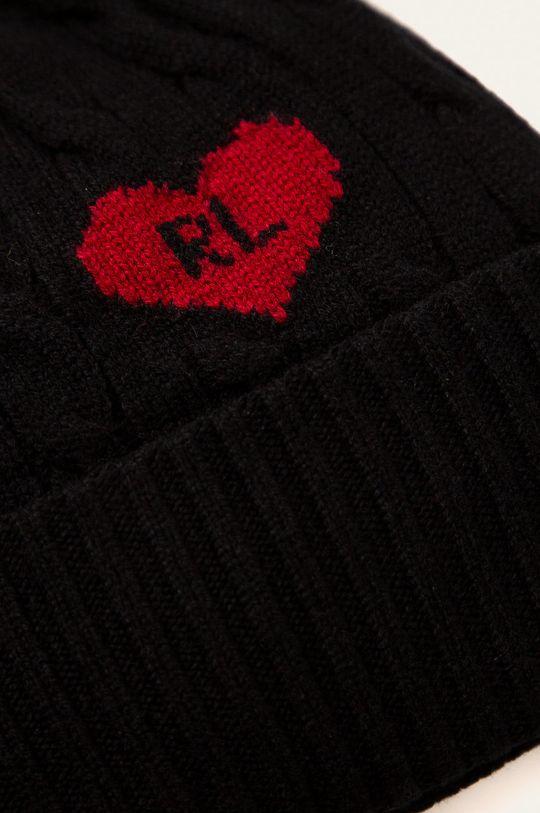 Polo Ralph Lauren - Čepice 10% Kašmír, 90% Vlna