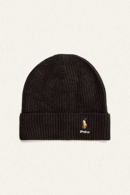 černá Polo Ralph Lauren - Čepice Dámský
