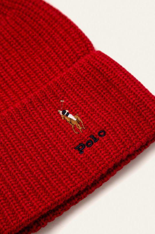 Polo Ralph Lauren - Čepice 20% Bavlna, 4% Kašmír, 23% Nylon, 20% Vlna, 33% Viskóza