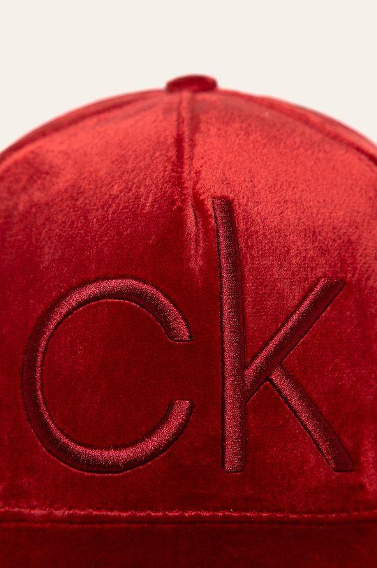 Calvin Klein - Čepice kaštanová