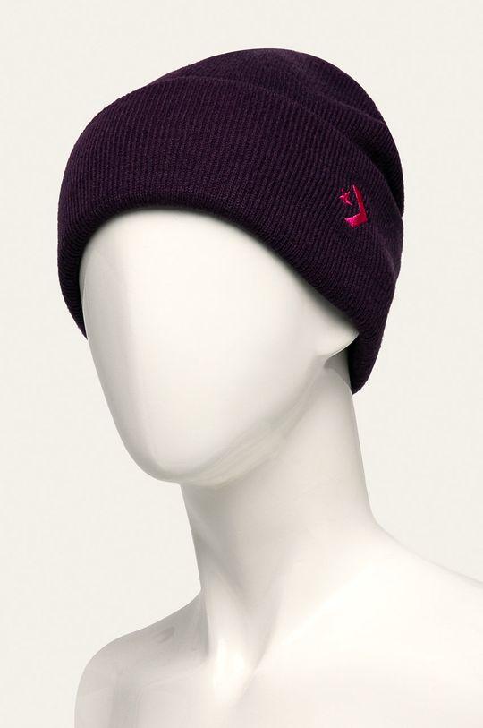 Converse - Шапка фіолетовий