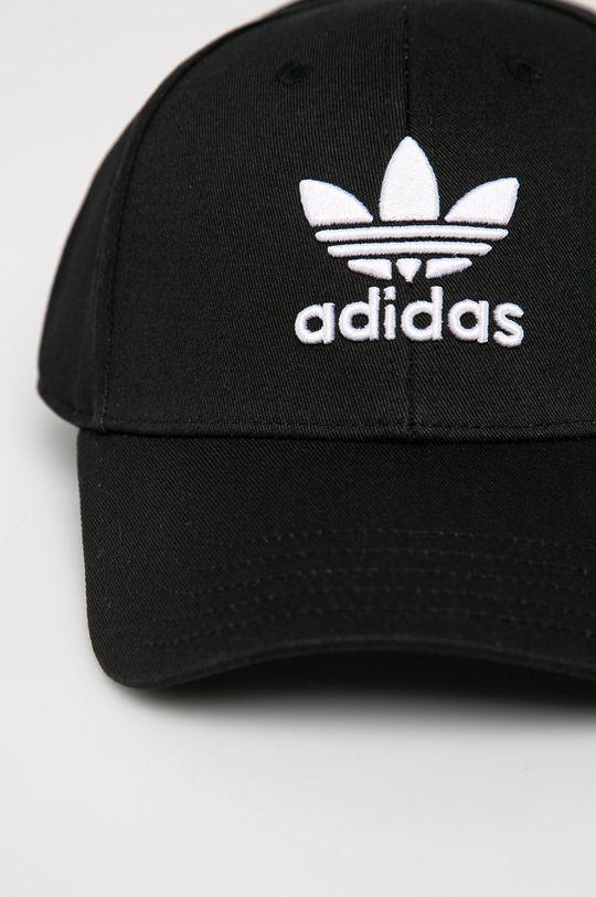 adidas Originals - Čepice  Podšívka: 80% Bavlna, 20% Polyester Hlavní materiál: 100% Bavlna