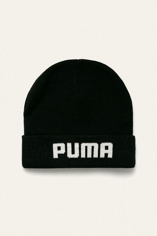 czarny Puma - Czapka Damski