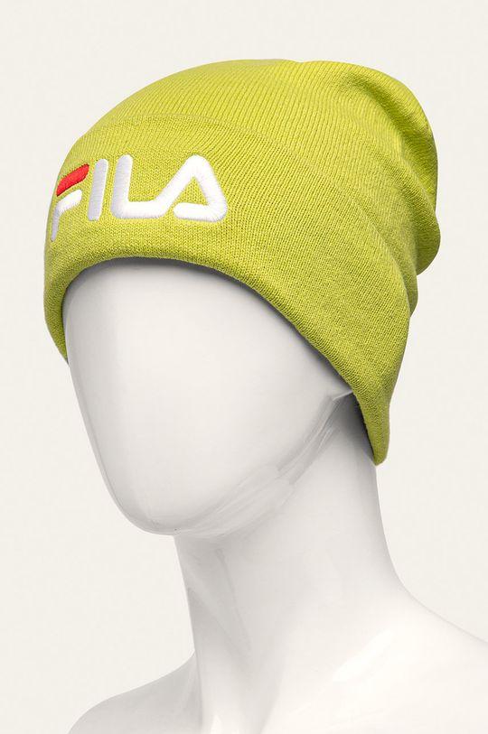 Fila - Czapka jasny zielony