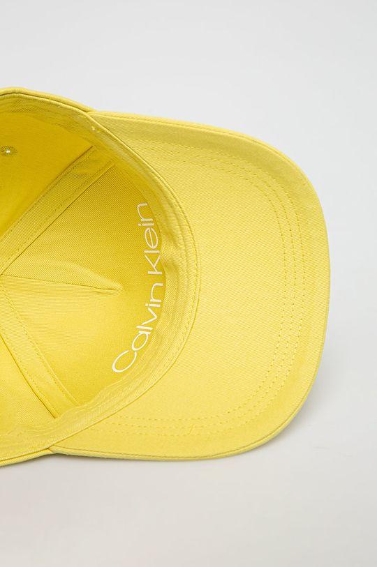 žlutá Calvin Klein - Čepice