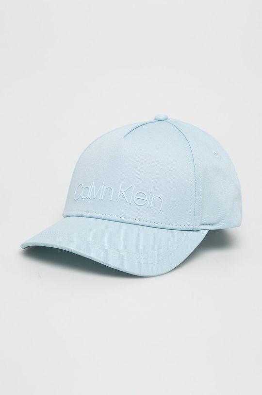světle modrá Calvin Klein - Čepice Dámský