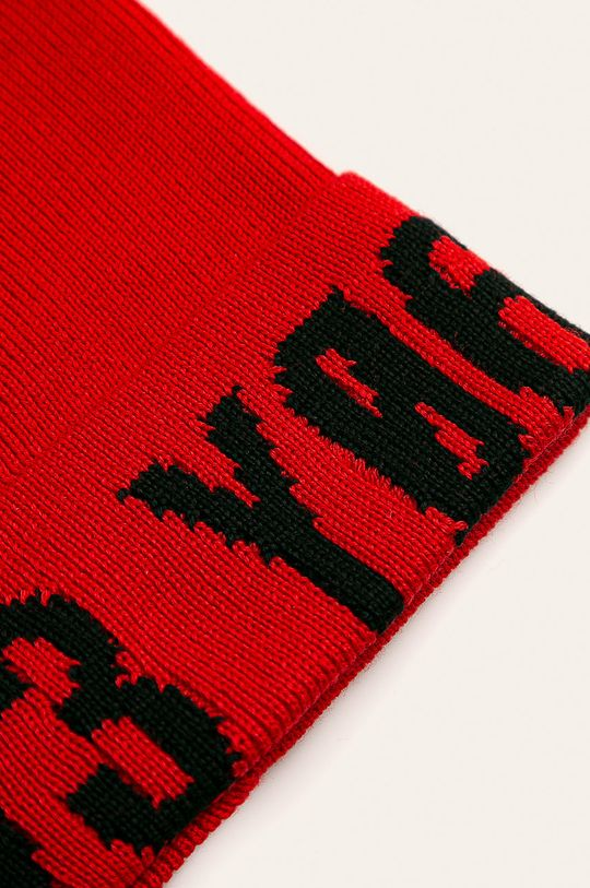Red Valentino - Čiapka  100% Panenská vlna
