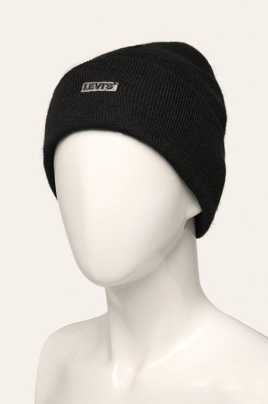Levi's - Čiapka čierna