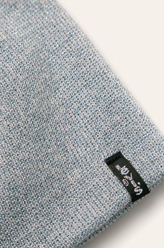 Levi's - Čiapka  87% Akryl, 6% Polyamid, 7% Polyester