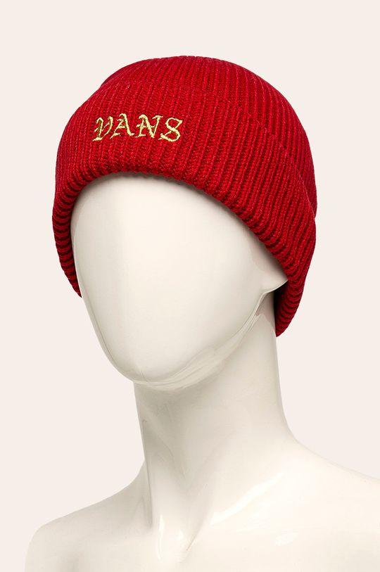 Vans - Czapka czerwony