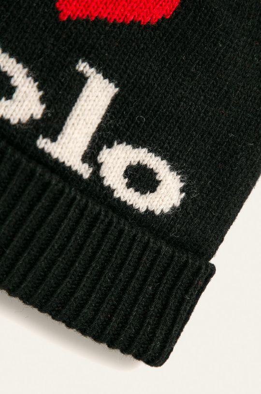 Polo Ralph Lauren - Čepice 20% Nylon, 80% Vlna
