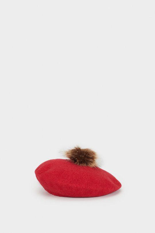 červená Parfois - Baret Dámský