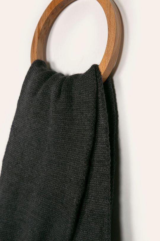 grafitová Mayoral - Detská čiapka a šál 104-162 cm