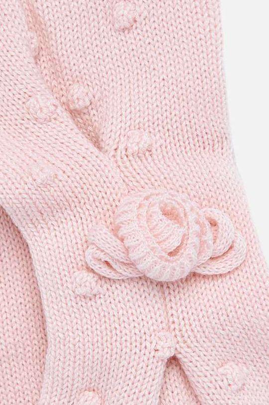 Mayoral - Комплект за бебета 62-86 cm розов