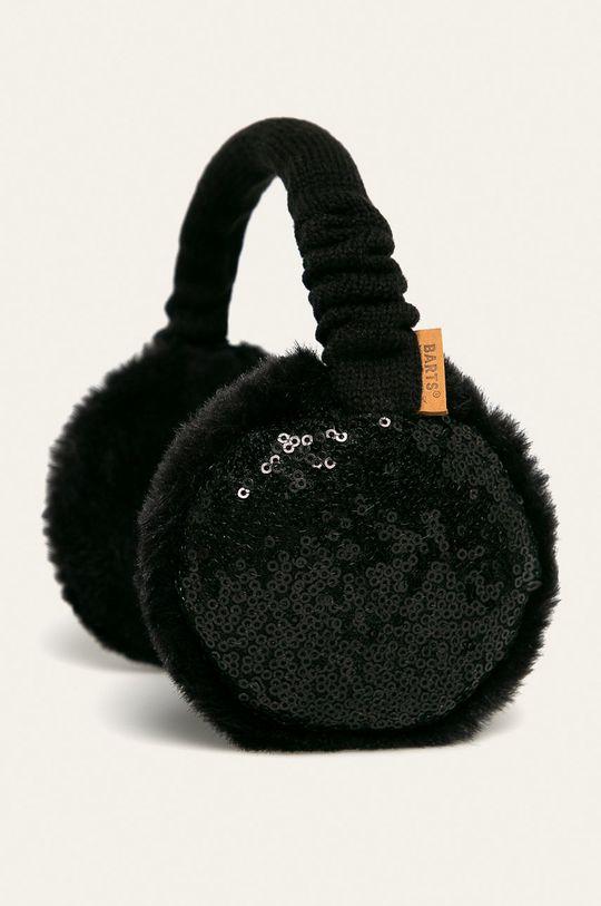 čierna Barts - Detské chrániče na uši Dievčenský
