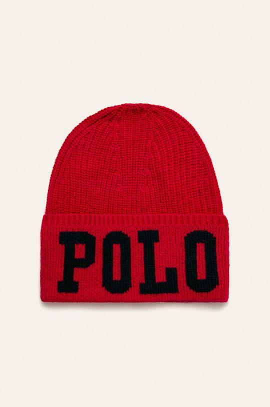 růžová Polo Ralph Lauren - Čepice Dívčí