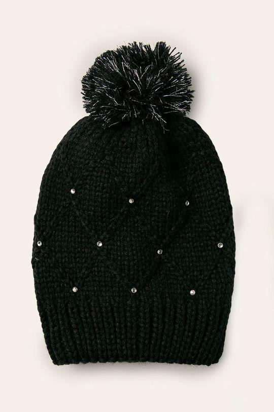 чорний Blukids - Дитяча шапка Для дівчаток