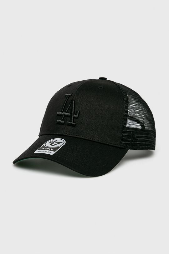 černá 47brand - Čepice Pánský