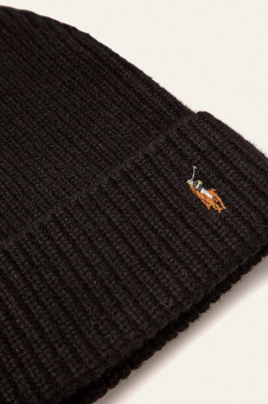 Polo Ralph Lauren - Čepice  100% Merino vlna