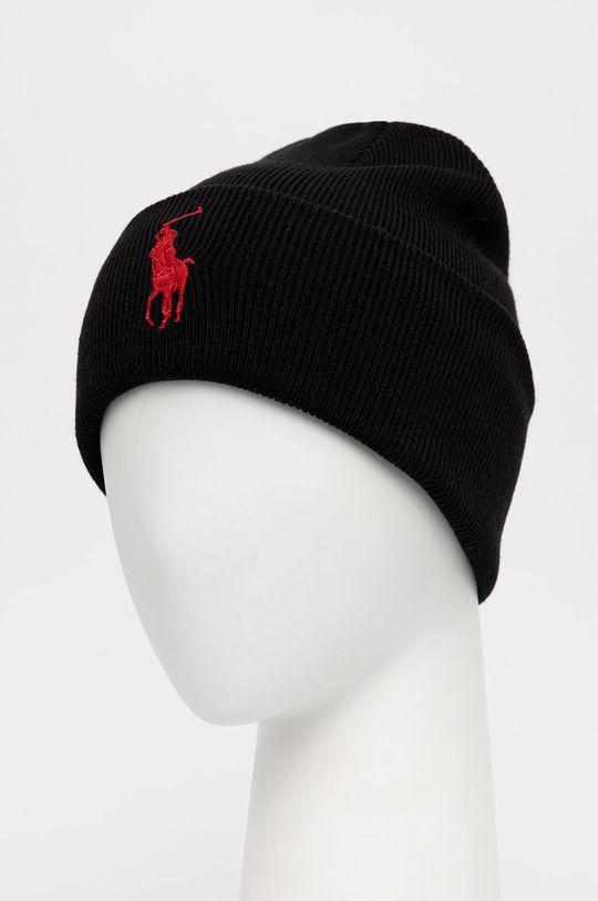 Polo Ralph Lauren - Čepice černá