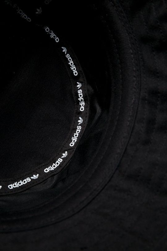 černá adidas Originals - Klobouk