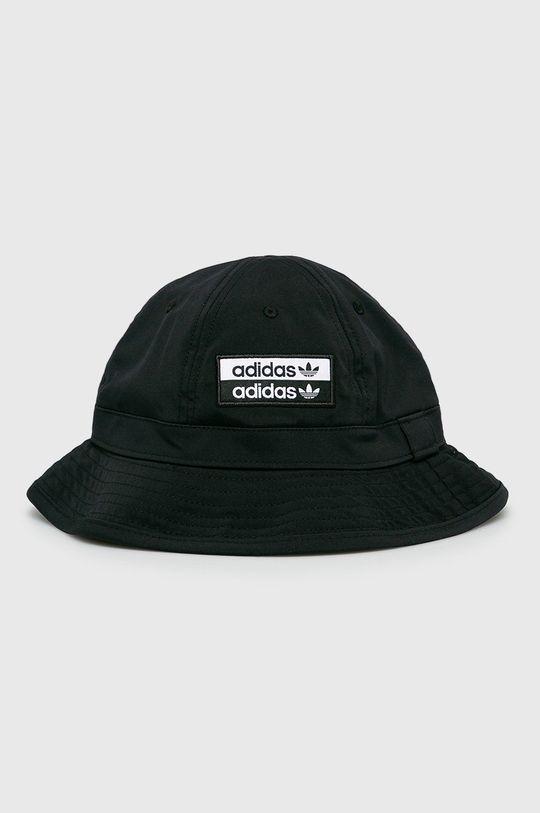 černá adidas Originals - Klobouk Pánský