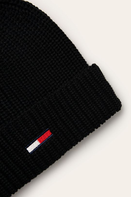 Tommy Jeans - Čiapka  100% Bavlna