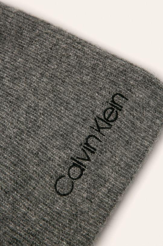 Calvin Klein - Čepice  25% Bavlna, 75% Vlna