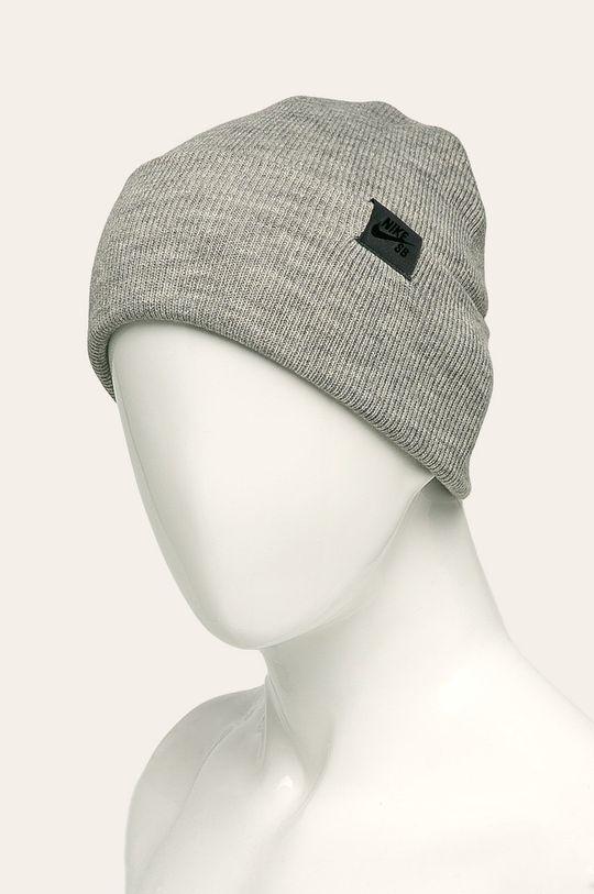 Nike - Čepice šedá
