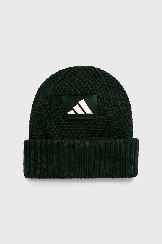 černá adidas Performance - Čepice Pánský