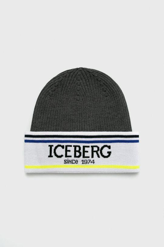 gri Iceberg - Caciula De bărbați