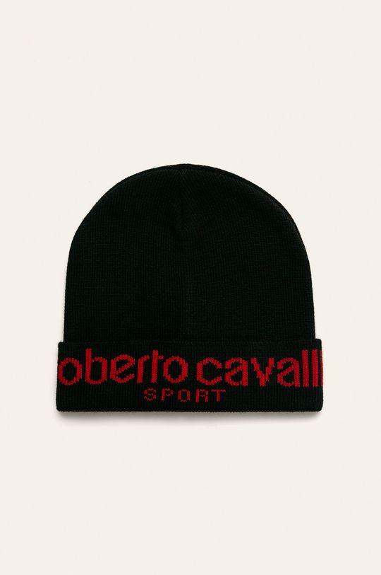 negru Roberto Cavalli Sport - Caciula De bărbați