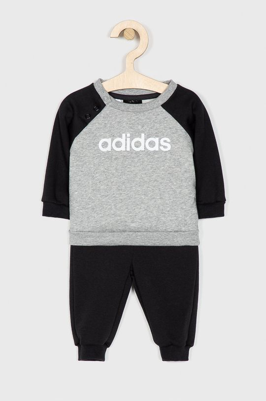 negru adidas Performance - Compleu 62 -104 cm. De băieți