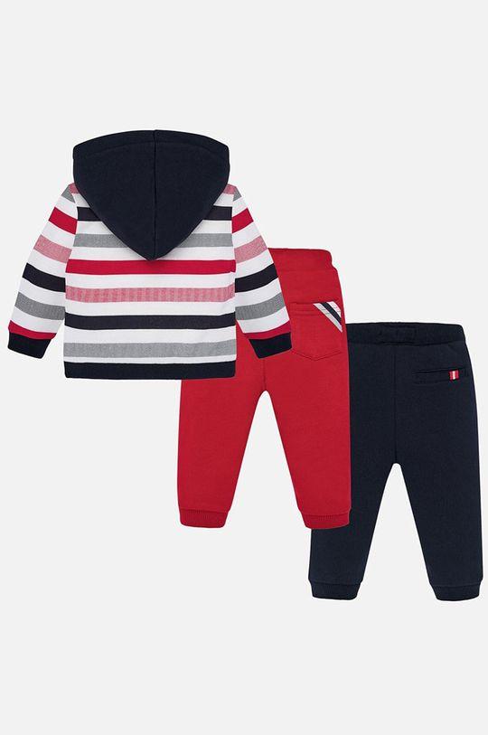 Mayoral - Detská tepláková súprava 74-98 cm červená