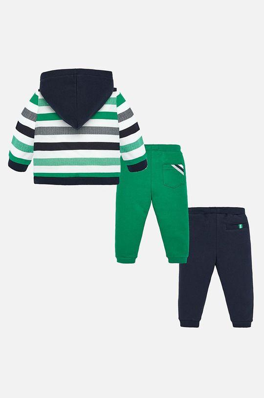 Mayoral - Detská tepláková súprava 74-98 cm zelená