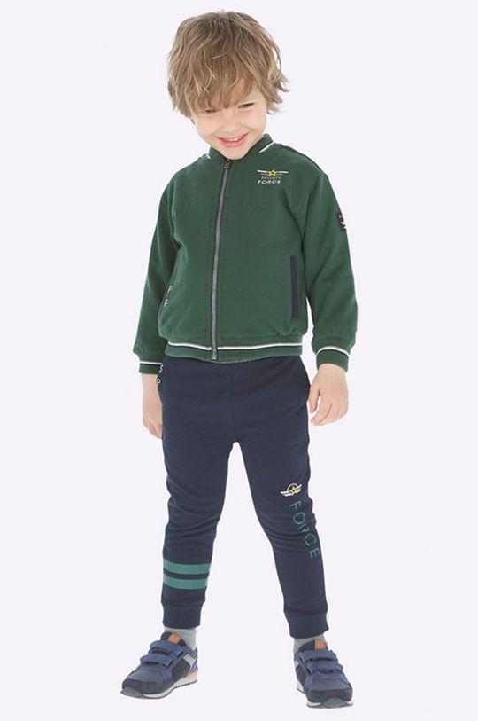 Mayoral - Detská tepláková súprava 92-134 cm vojenská zelená