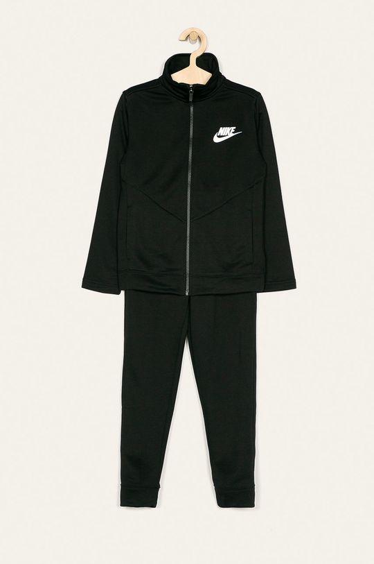 čierna Nike Kids - Detská tepláková súprava 122-170 cm Chlapčenský