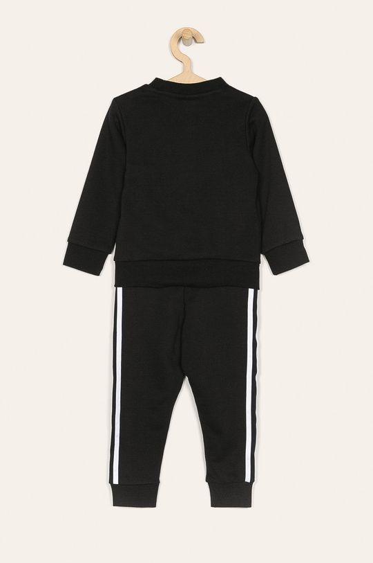 adidas Originals - Detská tepláková súprava 104-128 cm čierna