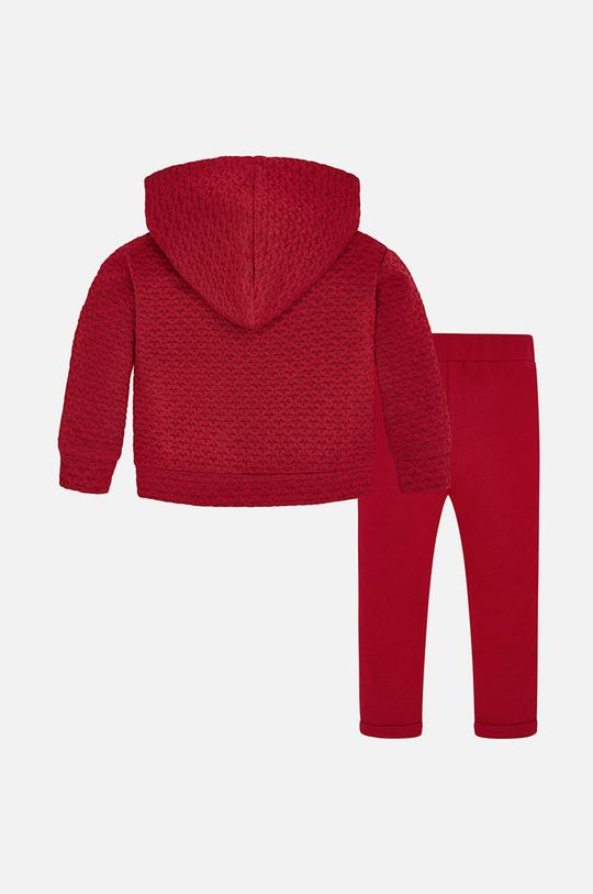 Mayoral - Detská súprava 92-134 cm červená
