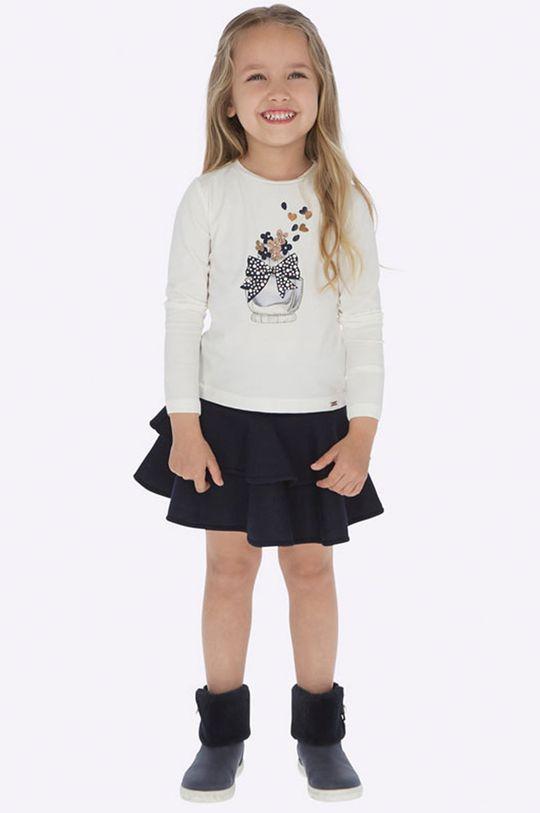 tmavomodrá Mayoral - Detská súprava 92-134 cm Dievčenský