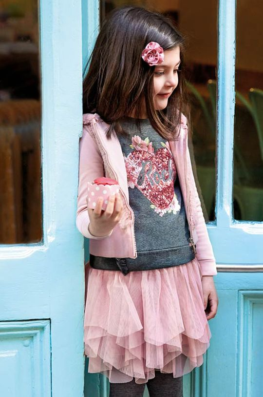 ružová Mayoral - Detská súprava 92-134 cm Dievčenský