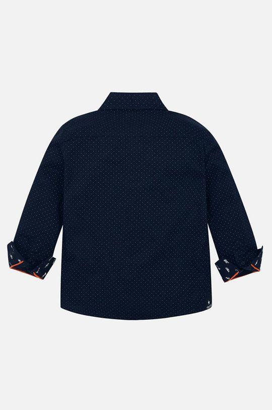 Mayoral - Detská košeľa 92-134 cm tmavomodrá
