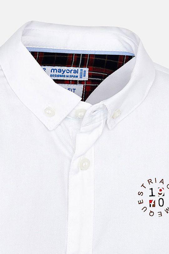 biela Mayoral - Detská košeľa 92-134 cm
