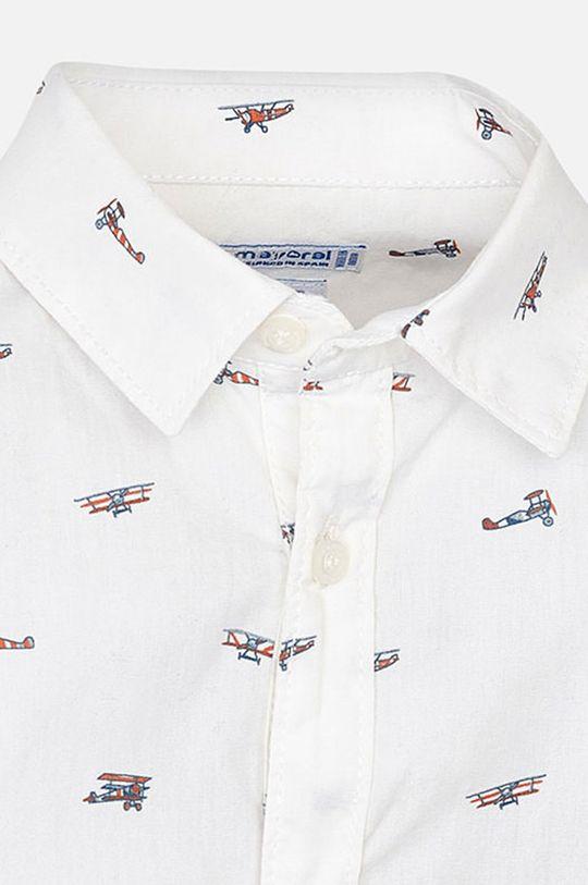 biela Mayoral - Detská košeľa 92 - 134 cm
