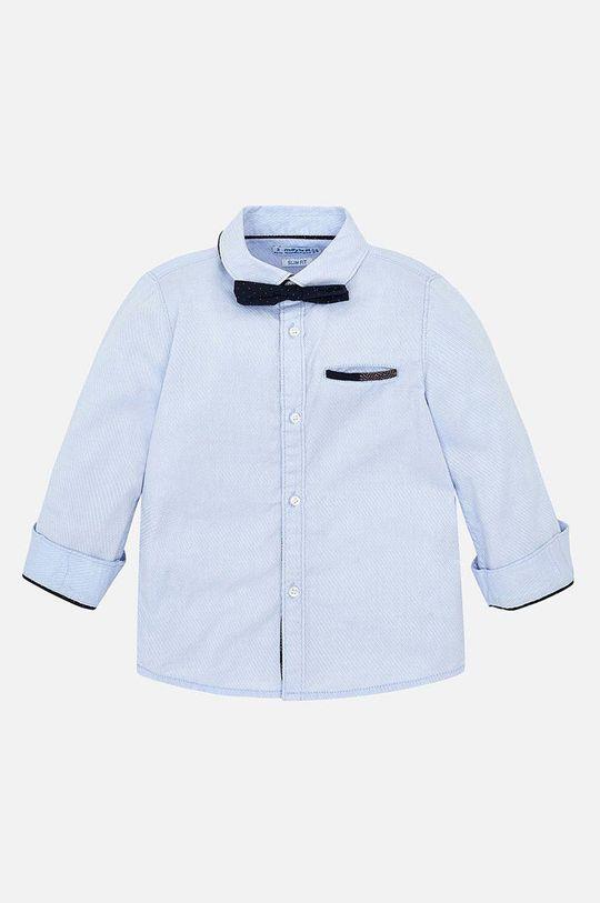 Mayoral - Detská košeľa 92-134 cm svetlomodrá