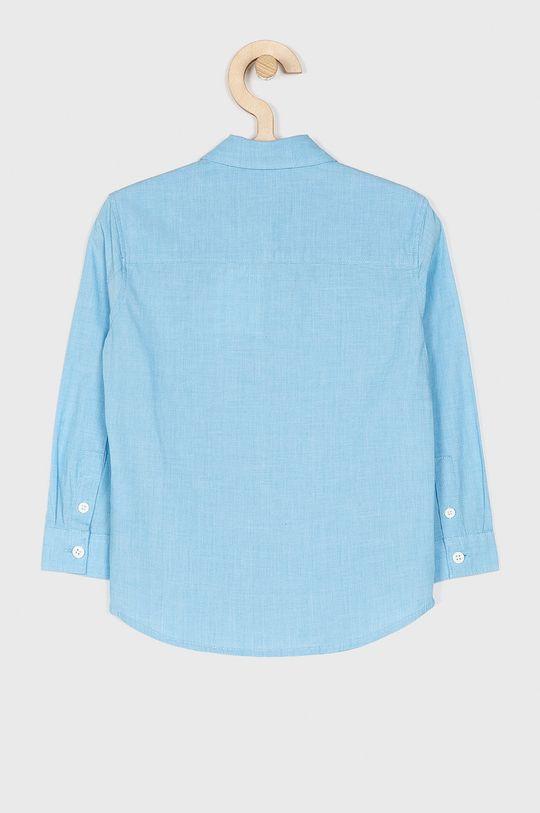 Calvin Klein Jeans - Dětská košile modrá