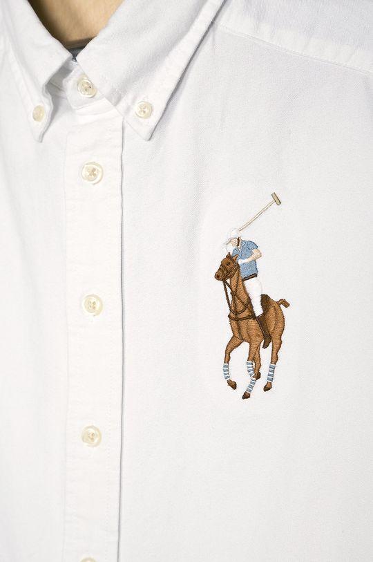 Polo Ralph Lauren - Detská košeľa 134-176 cm biela